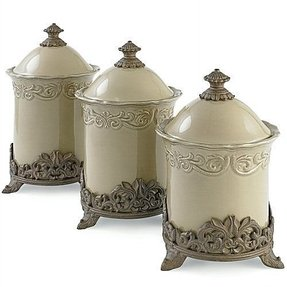 Set of 3 canisters 8