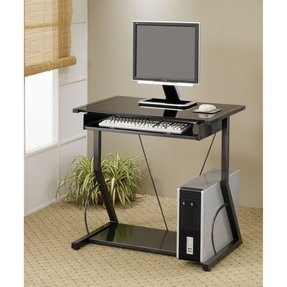 Small Roll Top Computer Desk - Foter