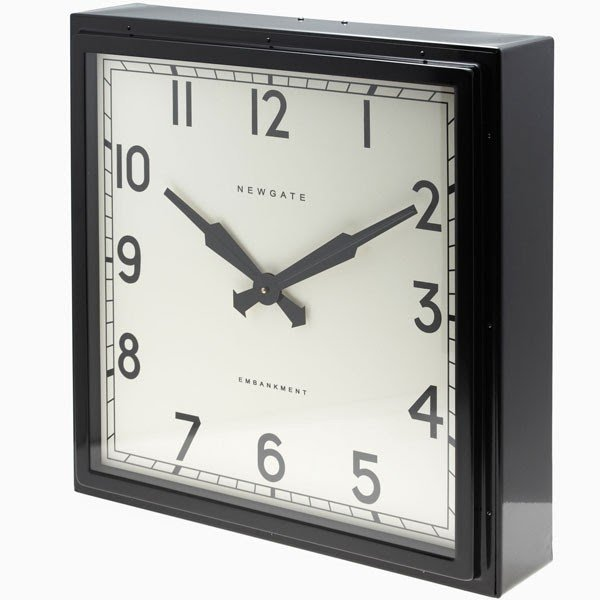 Merveilleux Square Wall Clocks Large   Ideas On Foter