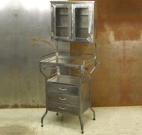 Stainless Steel Display Cabinet