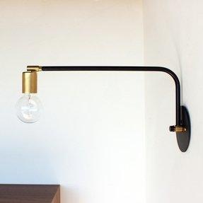 Swing arm wall lamp hardwire foter swing arm wall lamp hardwire 2 keyboard keysfo Images