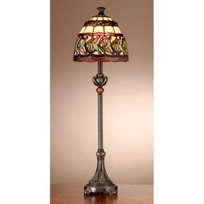 Tiffany buffet lamp