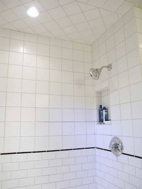 tile liners for bathroom