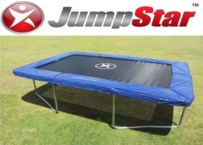 Trampolines without enclosures