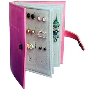 Travel Earring Organizer