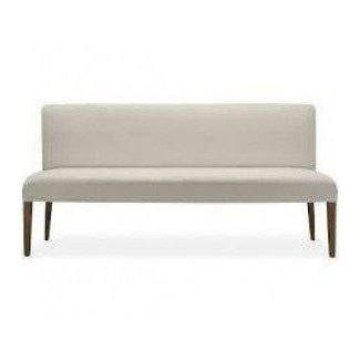 Upholstered Dining Bench With Back 5