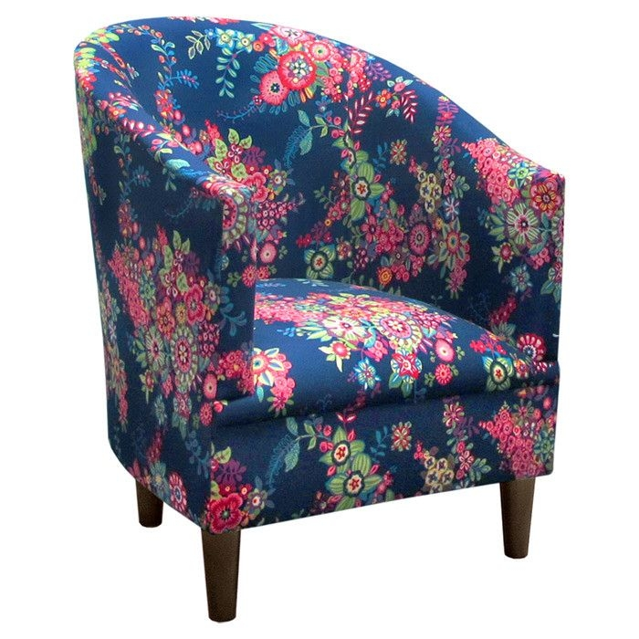 Upholstered Tub Chair 16