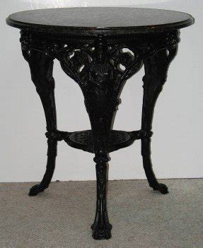 Victorian Marble Top Tables
