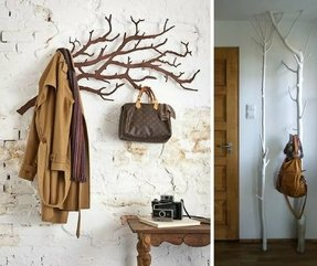 Wall Mounted Coat Tree Foter