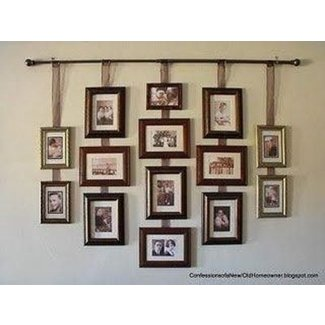 Wall Hanging Collage Picture Frames 3