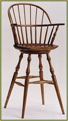 Marvelous Windsor Back Bar Stools Ideas On Foter Evergreenethics Interior Chair Design Evergreenethicsorg