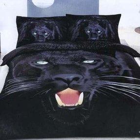 Leopard Print Comforter Set Queen Foter