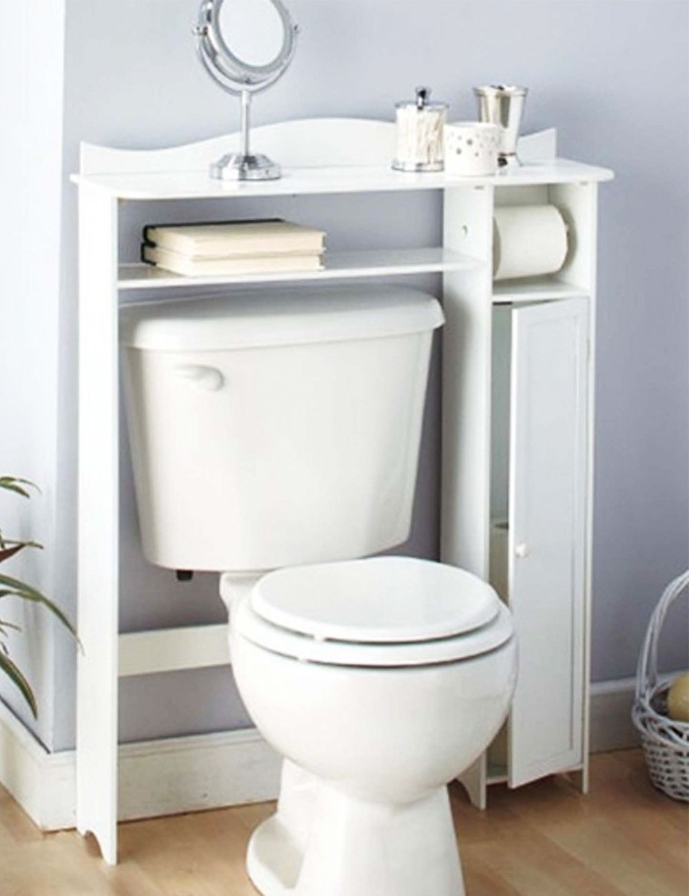 Exceptionnel Modern Over The Toilet Storage   Ideas On Foter