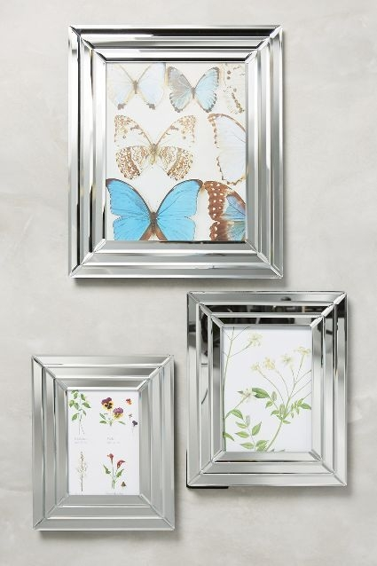 Beveled Mirror Picture Frames - Foter