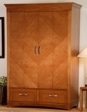 New Cherry Tv Armoire - Foter SO25
