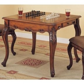 Chessboard table