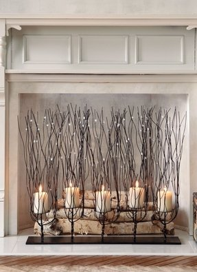 Cool fireplace screens 7