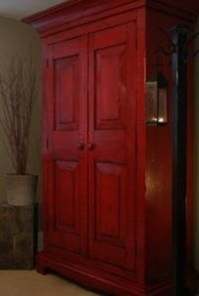 Corner Tv Armoire With Doors - Ideas on Foter