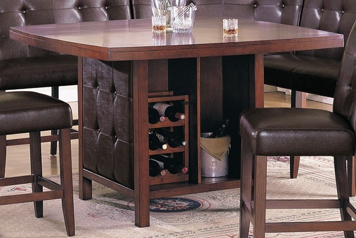 Counter height table sets with storage 5 & Counter Height Table Sets With Storage - Foter