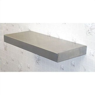 Floating Stainless Steel Shelf Ideas On Foter