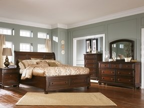 Dark Brown Bedroom Set - Foter