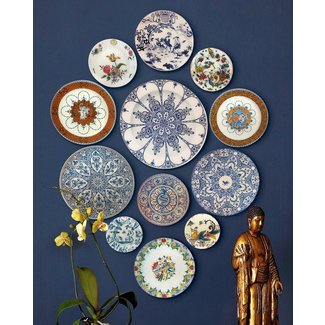 Decorative Plates To Hang On Wall Ideas On Foter