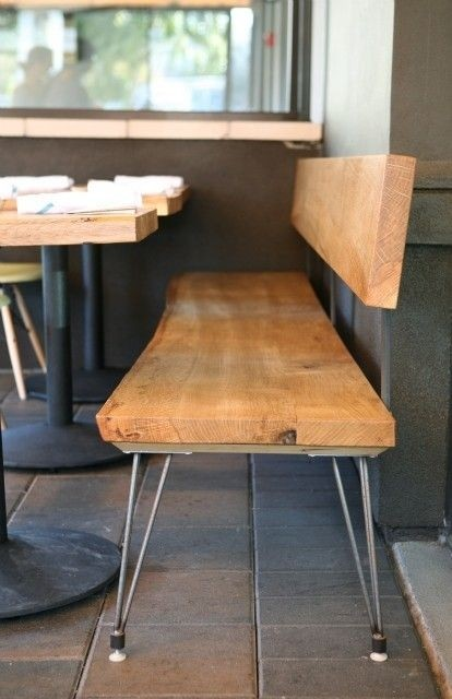 Dining Benches With Backs