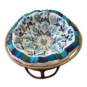 Double Papasan Cushion Replacement Ideas On Foter