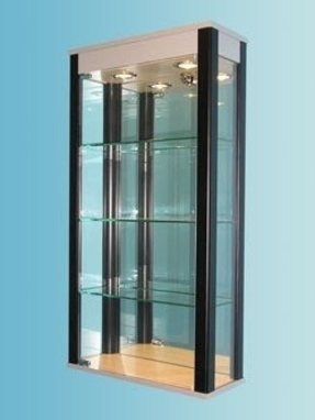 Glass cupboard designs