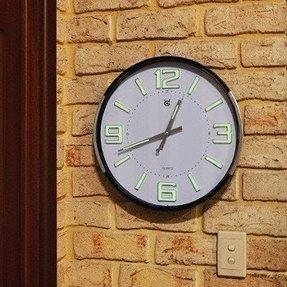 Glow In The Dark Wall Clock Ideas On Foter