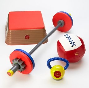 Gym equipment for kids