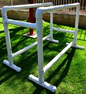 Gymnastics equipment for toddlers