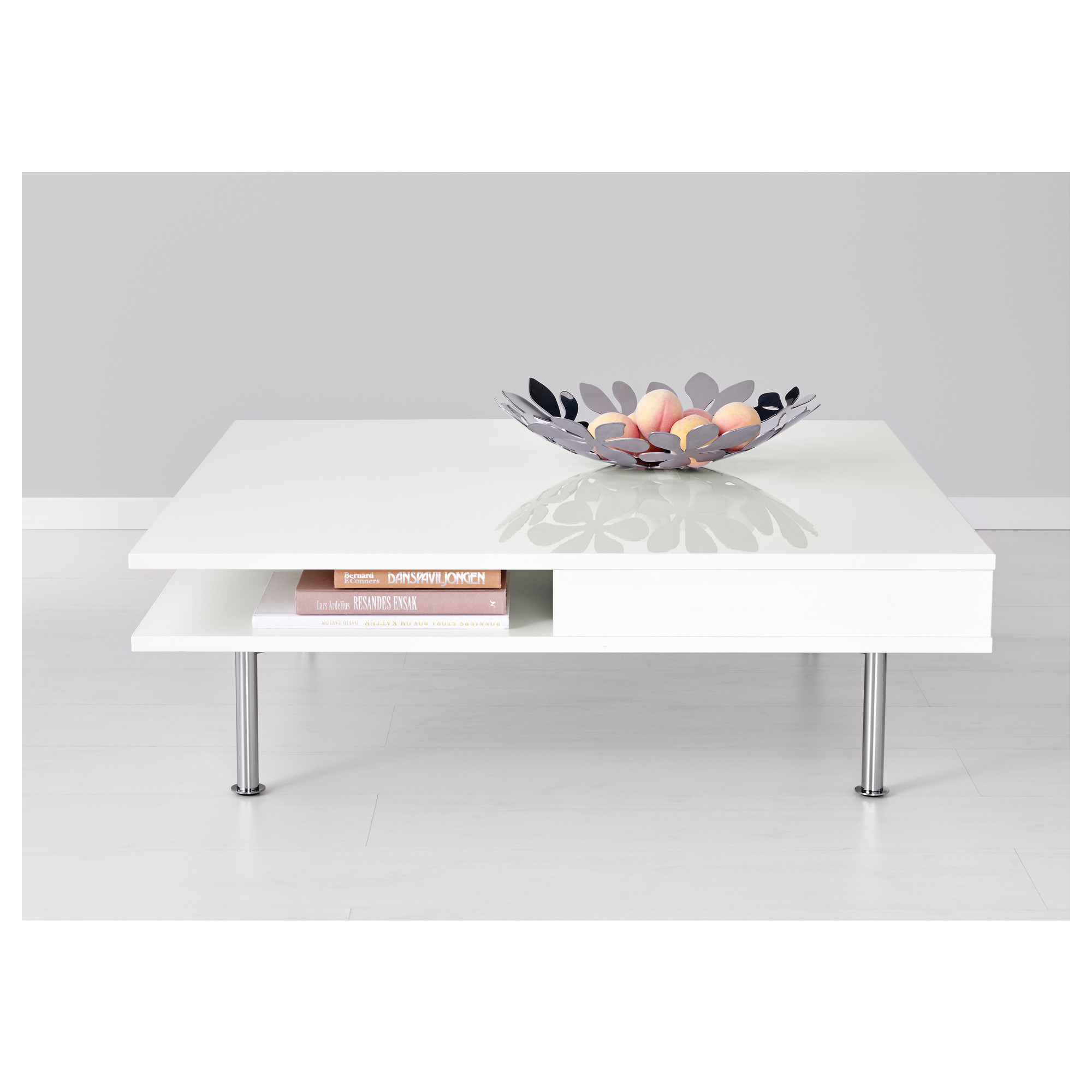 Lovely High Gloss Coffee Table