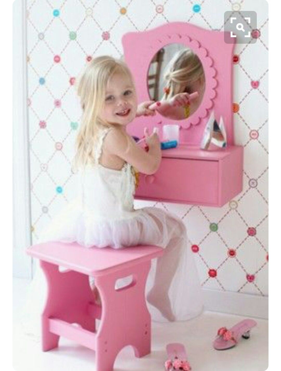Merveilleux Kids Dressing Table