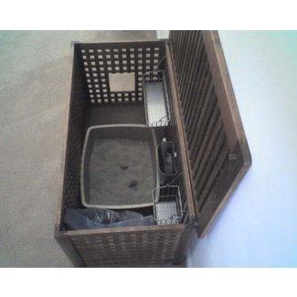 Large Litter Box Furniture