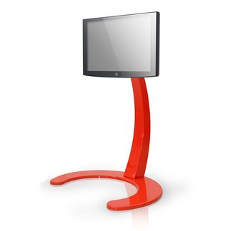 Lcd hanging stand