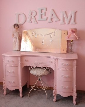 Little Girl Vanity Table Ideas On Foter