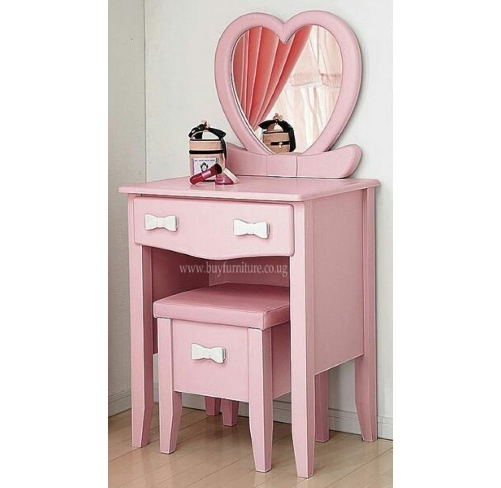 Little Girl Vanity Table