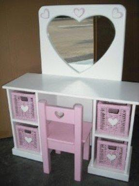 Little Girl Vanity Table Foter