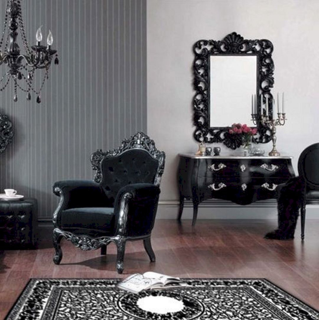 Modern Baroque Style Furniture