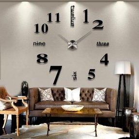 Modern Large Wall Clocks Ideas On Foter