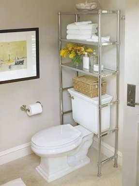 Modern Over The Toilet Storage - Foter