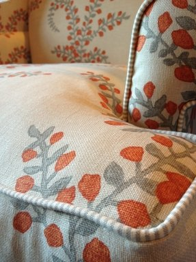 Patterned sofa slipcovers 6