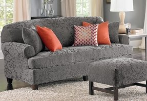 Patterned sofa slipcovers 7