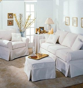 Patterned Sofa Slipcovers Ideas On Foter