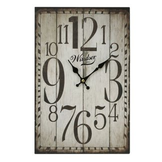 Rectangle wall clocks 1