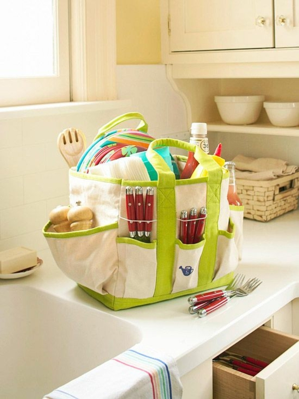 Shower Caddy Basket