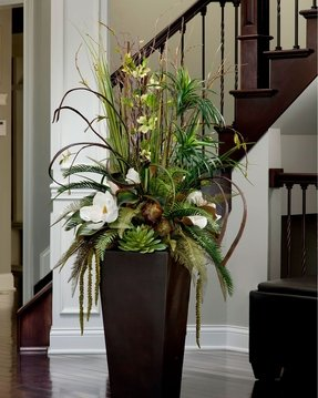 Artificial flower arrangements for home foter silk flower arrangement ideas mightylinksfo