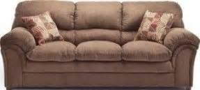 simmons microfiber sofa foter rh foter com Simmons Reclining Sofa and Loveseat Simmons Sectional Sofas with Chaise