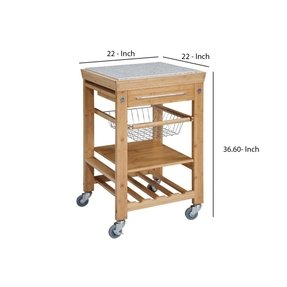 Small Kitchen Cart With Drawers Ideas On Foter